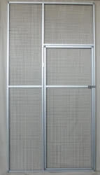 Standard Aviary Door Panels 36ins x 72ins