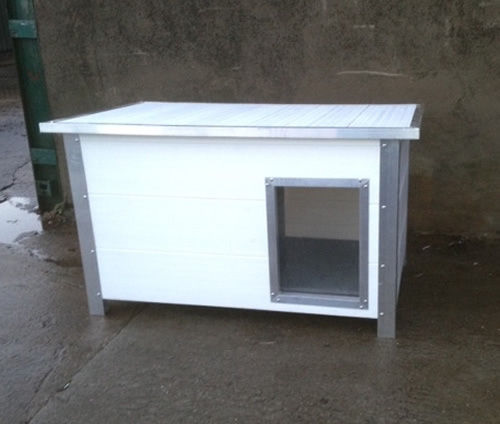 Thermal Plastic Insulated Dog Kennel